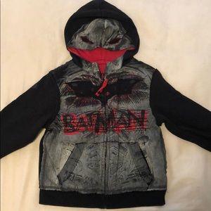 Batman Jacket Size 5